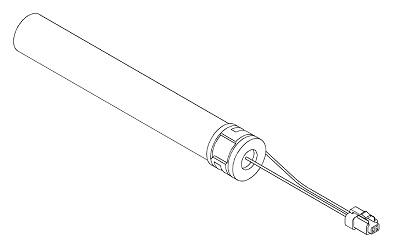 TOTO乾電池ケース TH57199サーモスタットバス水栓TEB1RX/LX専用補修部品