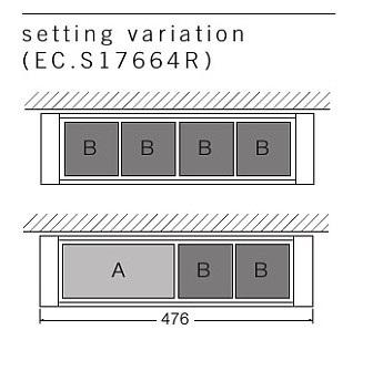 de73a33d3a1b エムコ LIAISON タオルバー兼用オプションホルダー クロムEC ...