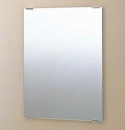 LIXIL 化粧鏡寸法:610×10×764(鏡610×5×762)材質:〈固定金具〉ステンレスKF-6075