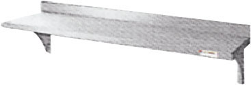 LIXILステンレス平棚【H-93WM】奥行:35センチ間口:90センチ高さ:23センチメーカー4トン車直送代引決済不可画像は【H-123WM】
