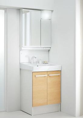 LIXILオフト洗面化粧台セット間口600ミリ選択項目の組合せにより価格が変わります価格及び画像はFTVN-600SY1-W/VP1W(ハイグレード・洗髪シャワー水栓)MAJX2-602TZPU(蛍光灯・2面鏡)メーカー直送のため代引決済はできません。