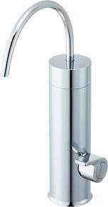 LIXILJF-WA505浄水器専用水栓(カートリッジ内蔵型)吐水口長さ142ミリ呼び径13ミリ水栓取付穴φ37付属品/ 浄水カートリッジ(JF-53)