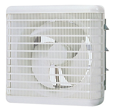 Mitsubishi Electric Industrial fan (electric shutter) mesh type power  supply: single-phase 100 V wing diameter exhaust-only 25 cm EFG-25MSB