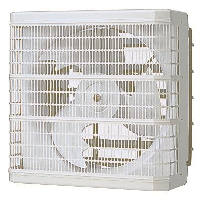 三菱電機業務用換気扇(電動シャッター付)メッシュタイプ電源:3相200V排気専用羽根径50センチEGG-50MTSB
