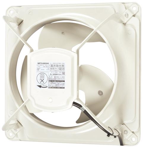 三菱電機産業用換気扇給気専用電源:単相100V羽根径30センチEWF-30BSA-Q