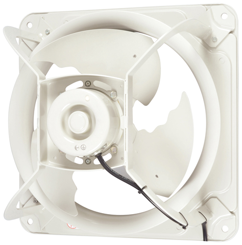 三菱電機産業用換気扇排気専用電源:3相200V-220V羽根径25センチEWF-25ATA