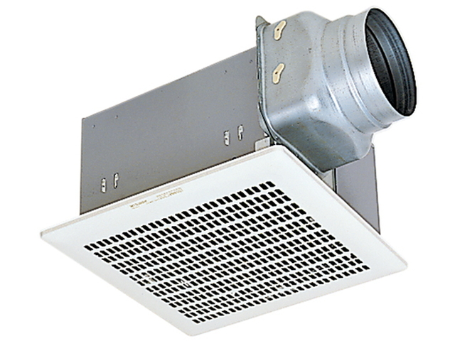 三菱電機天井埋込形 ダクト用換気扇 台所用 定風量タイプ VD-20ZV3