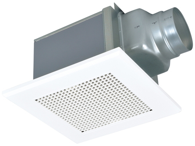 Mitsubishi Electric Ceiling Embedded Duct Ventilation Fan Wind Shutters Bath Toilet And Washroom Take Alternative Private Vd 10zsj10