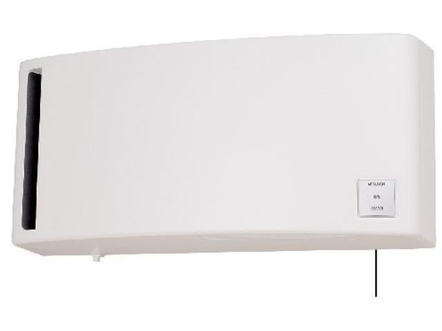 三菱電機住宅ロスナイ寒冷地仕様引きひもタイプVL-10S2-D ホワイト