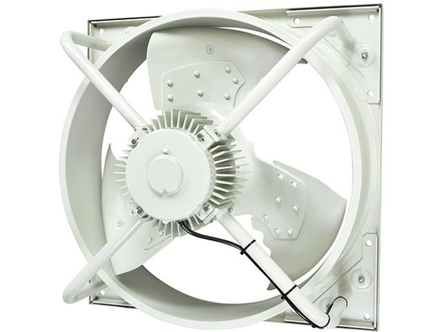 三菱電機EWH-105MTA-Q-60電源:3相200V-220V羽根径105センチ産業用有圧換気扇工場・作業場・倉庫給気専用60Hz