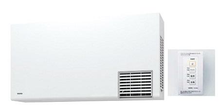 TOTO【TYR1024BE】200V洗面所用暖房機電源直結式ワイヤードリモコン