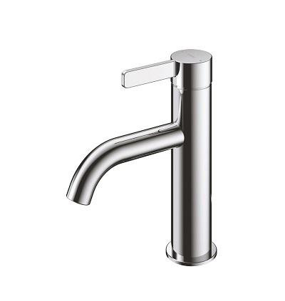 TOTOTLG11302JGBシリーズ洗面器用シングル混合水栓ワンプッシュなしスパウト120ミリ