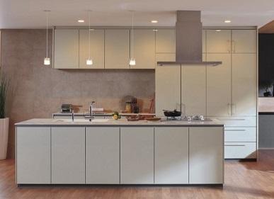 TOTOザ・クラッソシステムキッチンアイランド型キッチン部間口:2746ミリ周辺ユニット部間口:3639ミリレンジフート:デザインフード材のみ価格メーカー直送クラッソTHE CRASSOCRASSO