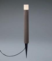 ユニソンエコルトポールライトEA11014052サイズ:φ60×高さ480(680)ミリ重量: 0.7キロ