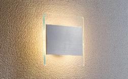 ユニソンエコルトウォールライトEA11020サイズ:幅130×高さ130×奥行30ミリ重量:0.4kキロサインなし
