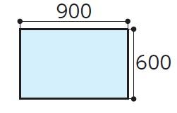TOTOAGF332ハイドロセラフロアJ壁排水大便器寸法:600×900×12付属品:・専用接着剤×1下のボックスでカラーをお選びください