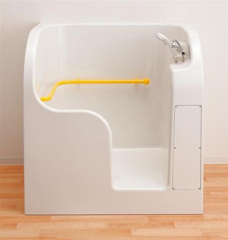 TOTOPFS1100R幼児用シャワーパン用 排水トラップ・目皿・シャワー水栓付下のボックスでカラーをお選びください。
