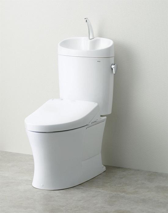 【送料無料】 TOTOピュアレストEX4.8L新トルネード洗浄床排水・排水芯200ミリ便器・タンクセット 手洗付/止水栓付CS330B+SH333BA【便座は含まず】カラー:#SR2.#NG22017年8月2日以降の出荷となります。