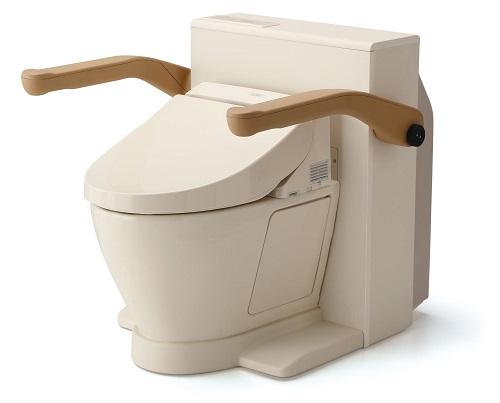 TOTO【EWRS320R】ベッドサイド水洗トイレ