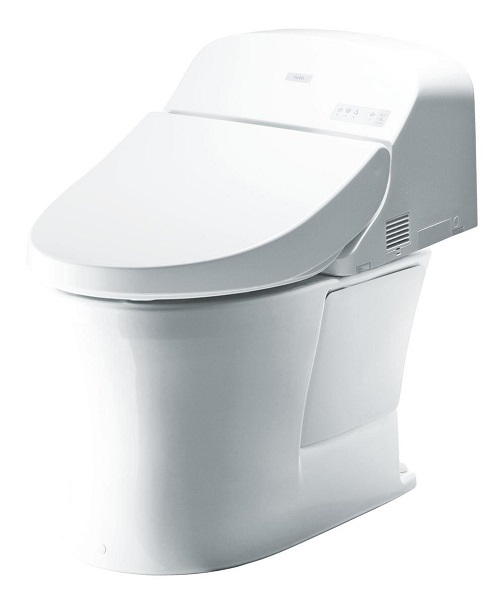 TOTOホテル向けウォシュレット一体形便器【CES922PR#NW1】ホテルリモコンタイプカラー:ホワイト壁排水排水芯:120ミリ