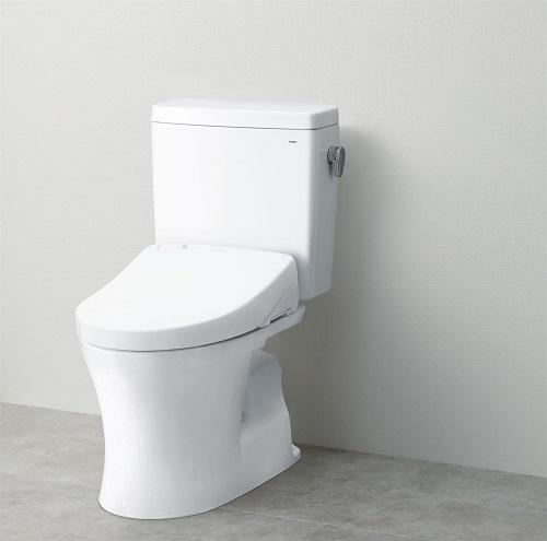 TOTOCS230B+SH232BNピュアレストQR 4.8L 【寒冷地用】水抜き方式(室内暖房器併用) 手洗いなしタンクセット止水栓あり【便座は含まず】