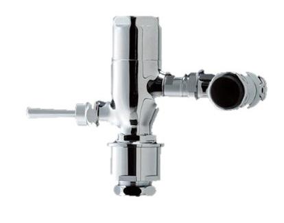 TOTO TV550R節水フラッシュバルブ本体ハンドル式芯々120ミリ