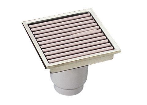 TOTOEWB632P浴室排水ユニット(樹脂製グレーチング)非防水層タイプ(横引きトラップ)【寸法】A:796/B:196/C:80画像はEWB630SR(縦引きトラップ)