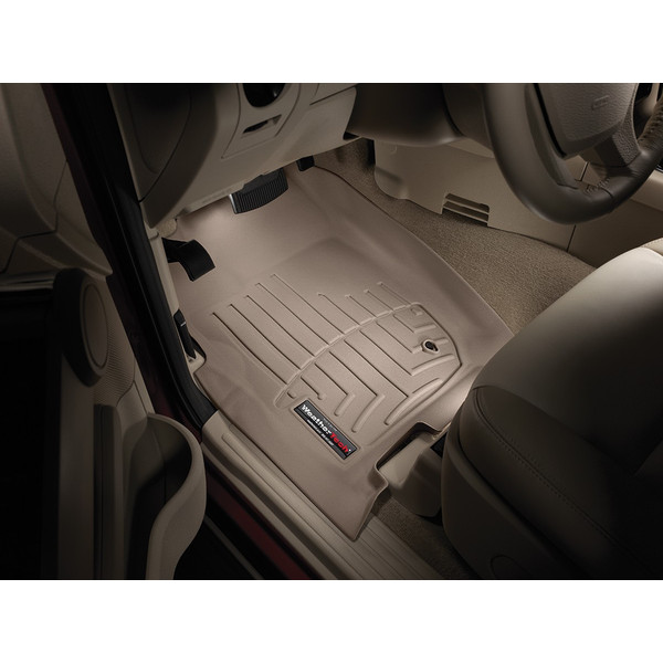 低価格 【WeatherTech/ウェザーテック正規輸入元】フォード エクスプローラー(2006~2010年)左ハンドル車 フロアマット/フロアライナー(フロント&リア)(タン), 加津佐町:9d70f02b --- tringlobal.org
