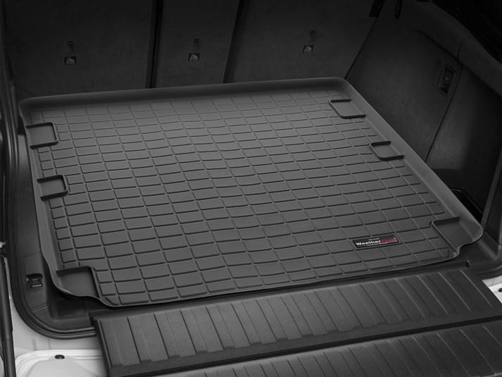 BMW Xシリーズ E70(X5/X5M)/F15 X5 カーゴライナー/ラゲッジマット(ブラック)