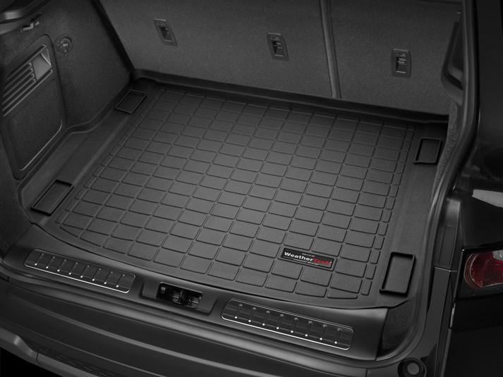 Land Rover レンジローバーイヴォーク(5ドア)(ランドローバー)(2012年~)カーゴライナー/ラゲッジマット(ブラック)