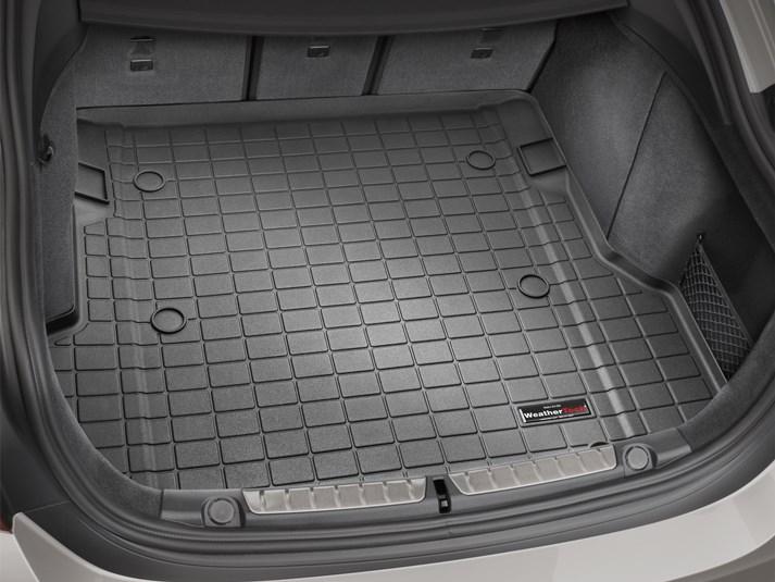 BMW 4シリーズ F36(グランクーペ)カーゴライナー/ラゲッジマット(ブラック)