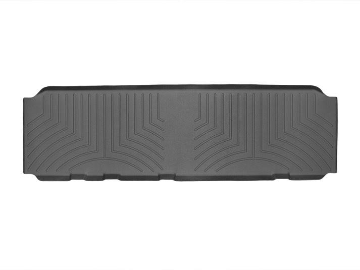 Land Rover(ランドローバー) ディフェンダー(2007年~) フロアマット/フロアライナー(リア2列目)(ブラック)