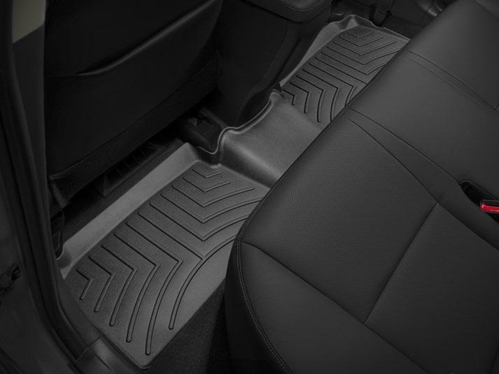 Lexus(レクサス) CT(2011年~) フロアマット/フロアライナー(リア)(ブラック )