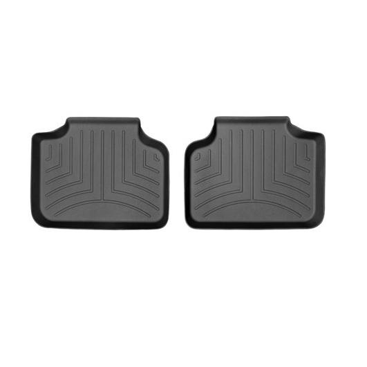 BMW Xシリーズ X1(F48)(2016年~)/2シリーズ F45(アクティブツアラー)(2016年~)フロアマット/フロアライナー(リア)(ブラック)