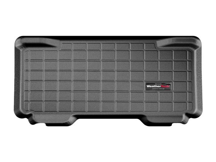 【WeatherTech/ウェザーテック正規輸入元】MINI 3ドアハッチバック F56 カーゴライナー/ラゲッジマット(ブラック)