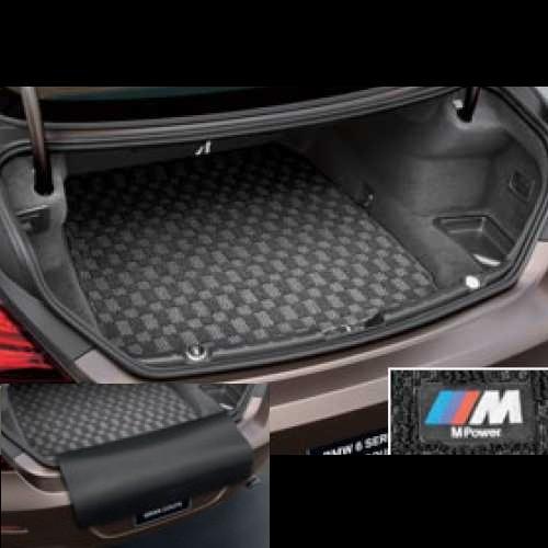 BMW純正 M ラゲッジ・ルーム・マット(F06)