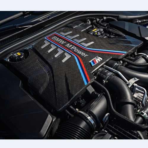 BMW純正 M Performance カーボン エンジン カバー(M5 F90)