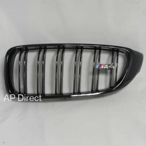 BMW純正 M Performance ブラック・キドニー・グリル(F82 M4)