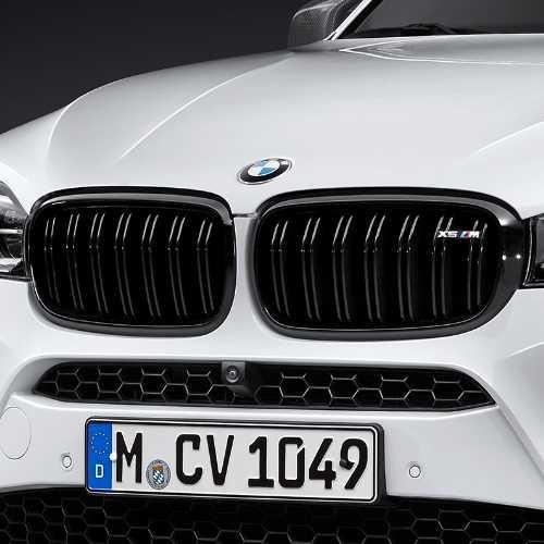 BMW純正 M Performance ブラック・キドニー・グリル(F85 X5M)