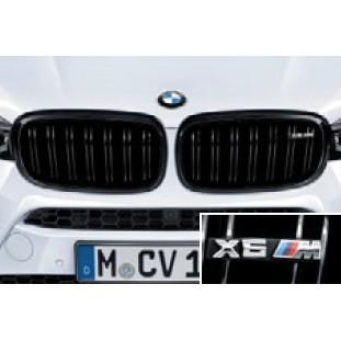 BMW純正 M Performance ブラック・キドニー・グリル(F86 X6M)