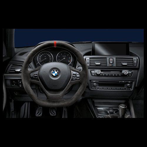 BMW純正 M Performance スポーツ・ステアリング・ホイール(レッド・センター・マーク)