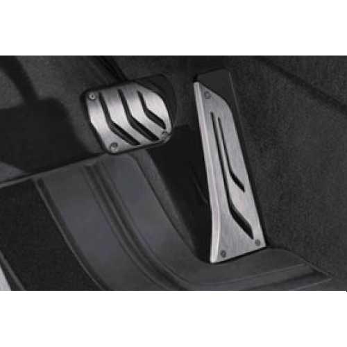 BMW純正 M Performance ステンレス・ペダル・セット(AT車用)