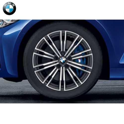 BMW純正 M ライト・アロイ・ホイール ダブルスポーク・スタイリング790M(8.5J X 18)(G20)