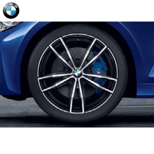 BMW純正 M ライト・アロイ・ホイール スタースポーク・スタイリング791M(8.5J X 19)(G20)