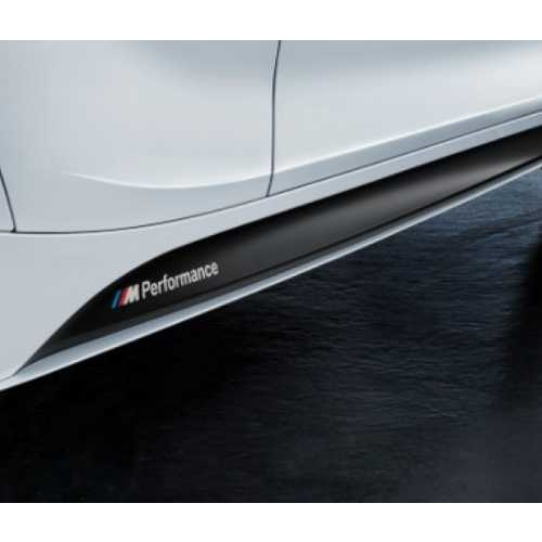 BMW純正 M Performance サイド・スカート・フィルム(F20)