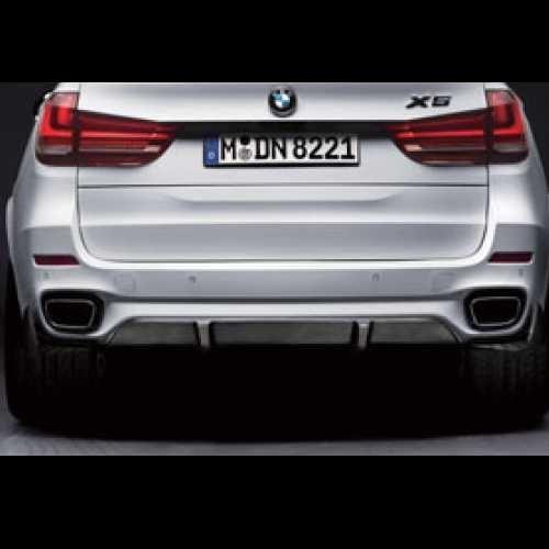 BMW純正 M Performance カーボン・リヤ・ディフューザー(F15)