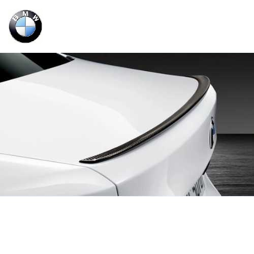 BMW純正 M Performance カーボン・リヤ・トランク・スポイラー(G30/F90)
