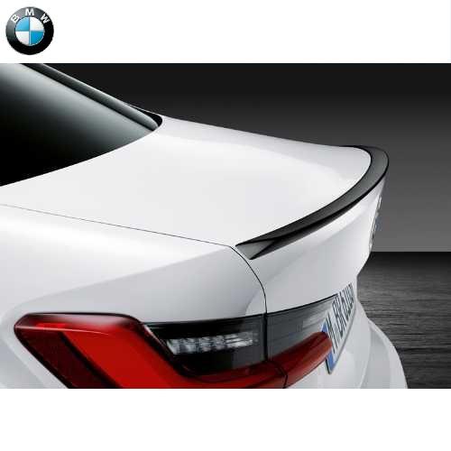 BMW純正 M Performance リヤ・スポイラー マット・ブラック(G20)