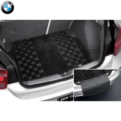 BMW純正 ラゲッジ・ルーム・マット