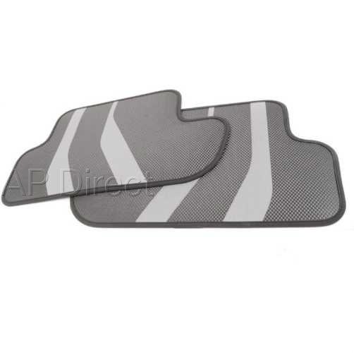 BMW純正 M Performance フロア・マット・セット(リア)(F12/F13)